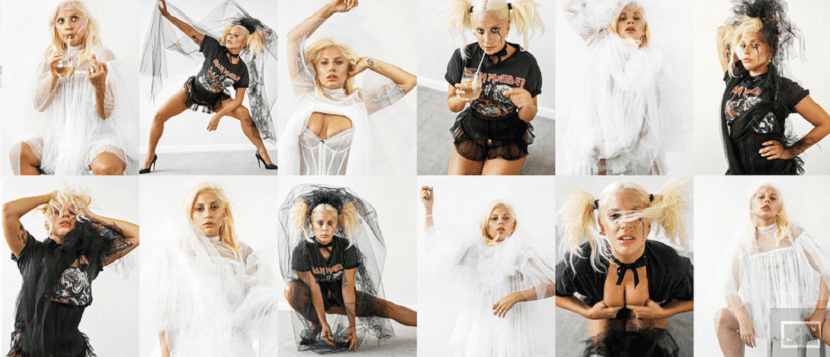 Lady Gaga CR Fashion Book