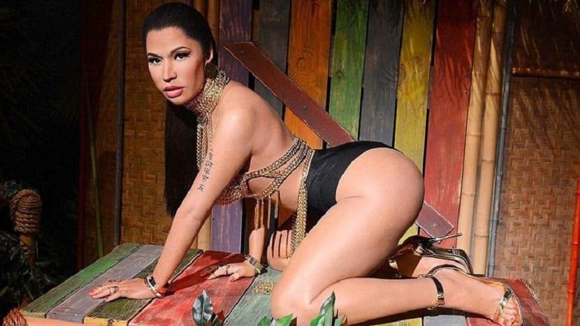 Nicki Minaj Tussauds