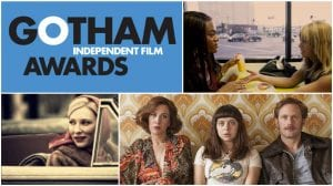Nominaciones Gotham Awards 2015