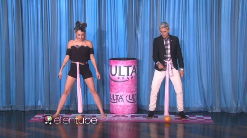 Miley Cyrus Ellen