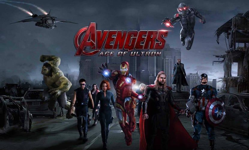Los Vengadores La era de Ultrón