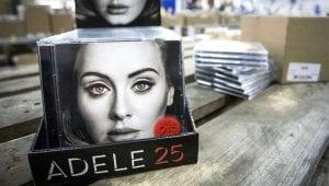 Adele 25 récord