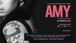 Amy soundtrack Antonio Pinto