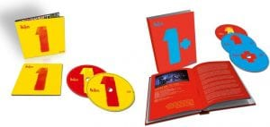 Beatles 1 DVD Bluray