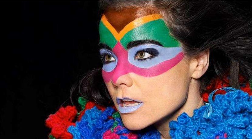 Björk COP21 París
