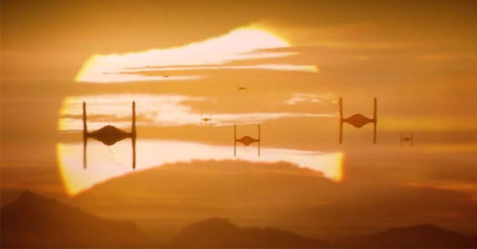 Star Wars trailer japonés