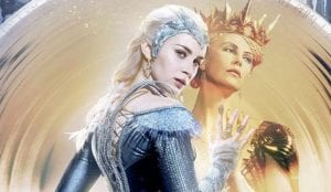 The Huntsman personajes