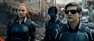X-Men Apocalipsis reparto