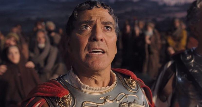 Ave Cesar George Clooney