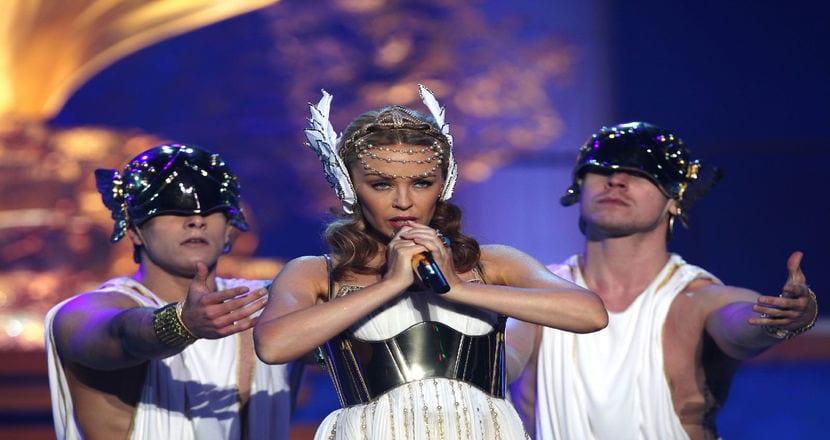 Por Navidad, Kylie Minogue