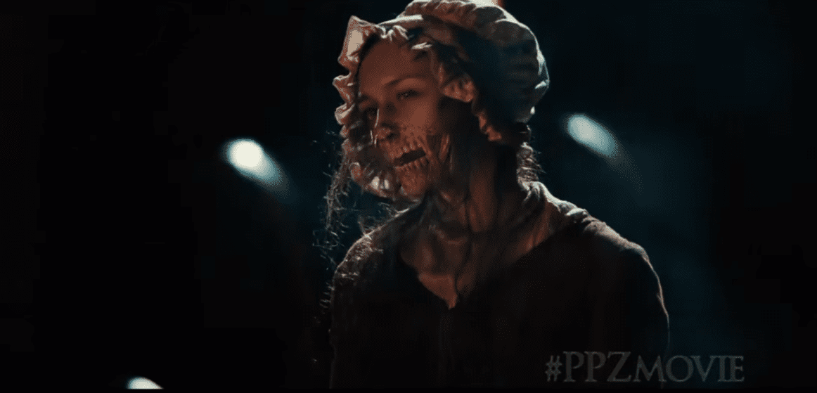 Orgullo + prejuicio + zombis actores