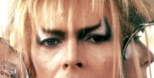 David Bowie en Laberinto