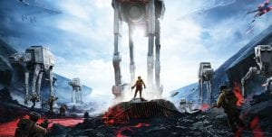 Star Wars bate record