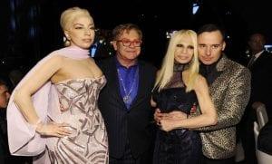 colaboración Elton John