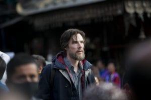 Benedict Cumberbacht Doctor extraño