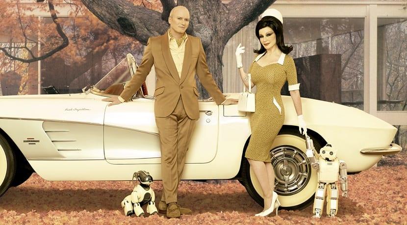 'Fiesta en el infierno' es el 2º adelanto de lo nuevo de Fangoria: 'Canciones para robots románticos'
