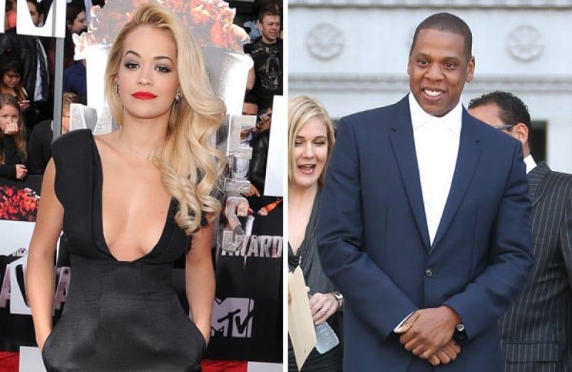 Roc Nation demanda a Rita Ora por valor de 2.3 millones de dólares