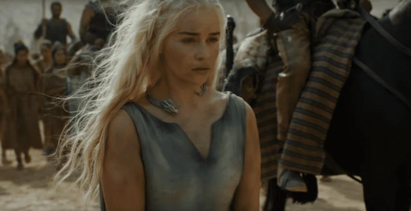 Trailer Juego de Tronos Daenerys