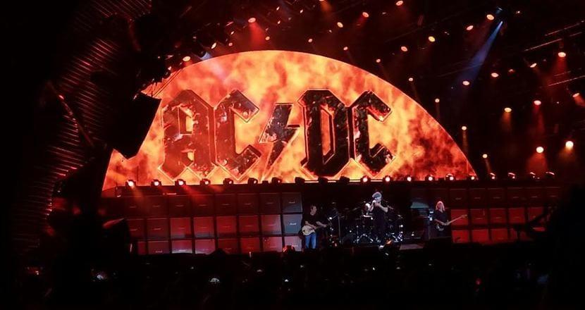 Peligra gira AC/DC