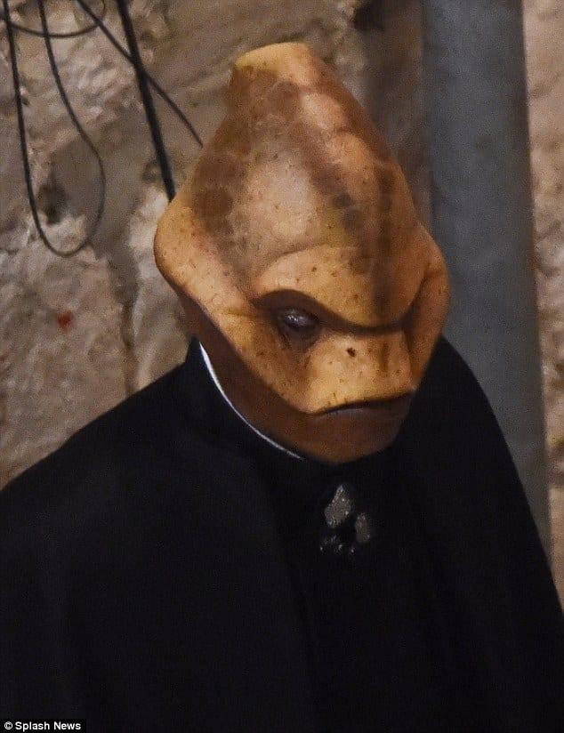 Star Wars VIII imagenes rodaje
