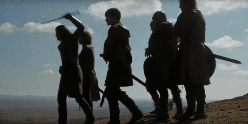 Trailer juego de Tronos13