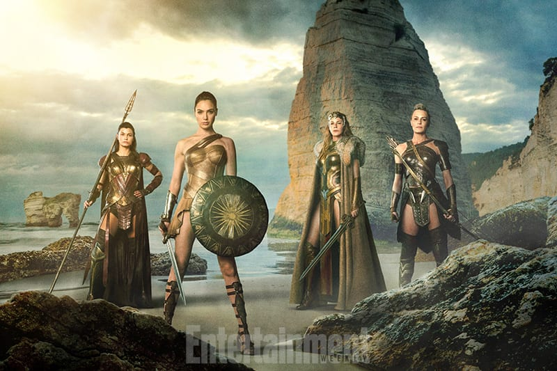 Wonder woman amazonas