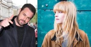 Lucy Rose ha contado con la colaboración del actor Danny Dyer para el videoclip de 'Nebraska'