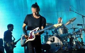 W.A.S.T.E., la gira mundial de Radiohead, comenzará el próximo 20 de mayo