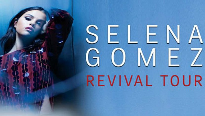 Selena Gomez en Madrid, Revival Tour