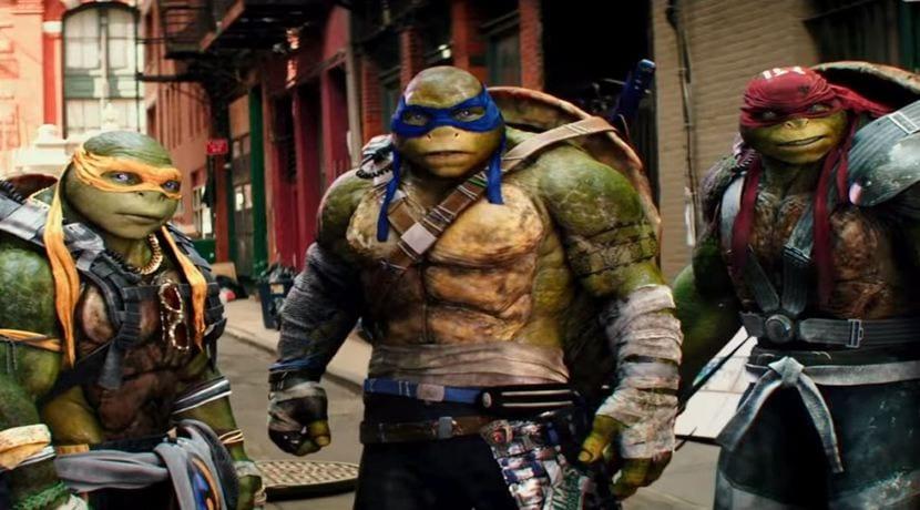 regresan Tortugas Ninja