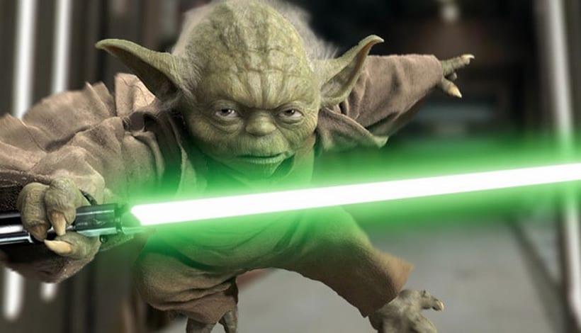 regresa Yoda