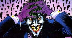 "tráiler de ""The killing Joke"""