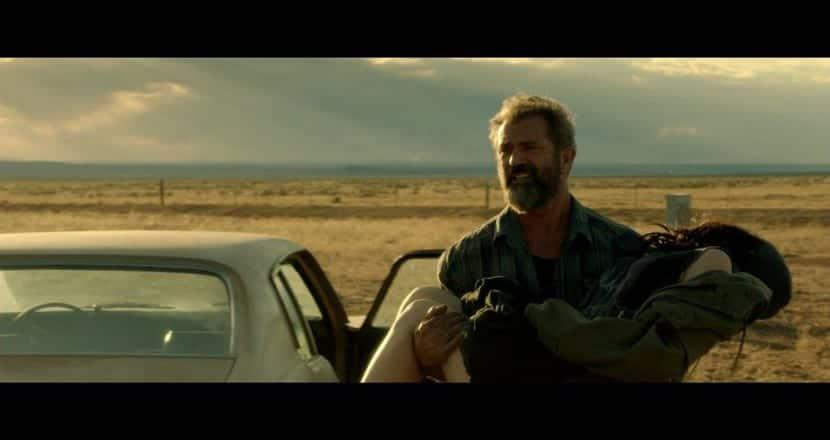 Mel Gibson vuelve