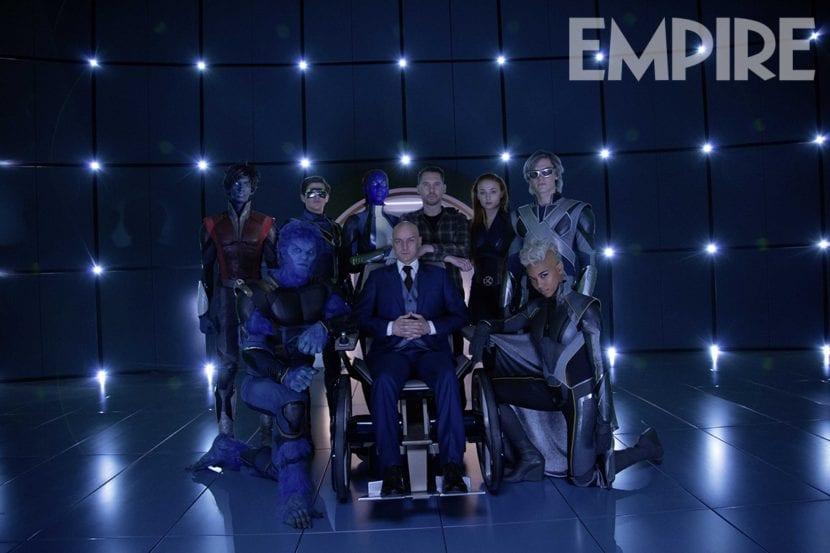 X-Men Apocalipsis Trajes