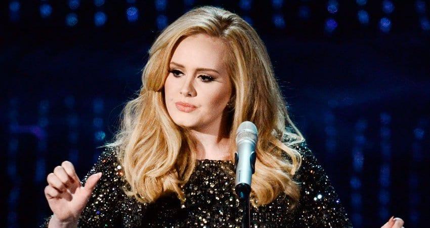 Adele barcelona