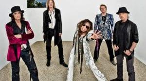 Aerosmith, de gira