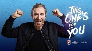 David Guetta Eurocopa 2016