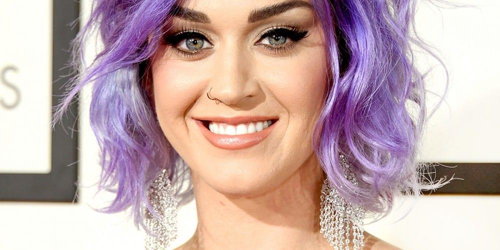 vuelta de Katy Perry