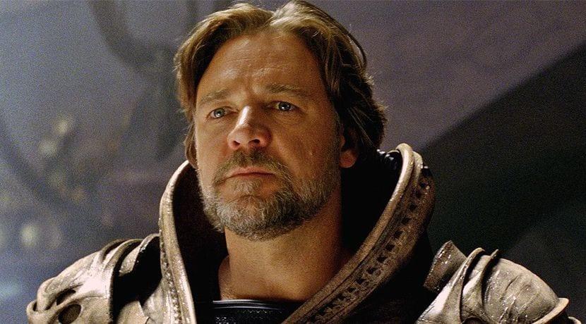 """Russell Crowe en """"The Mummy"""""""