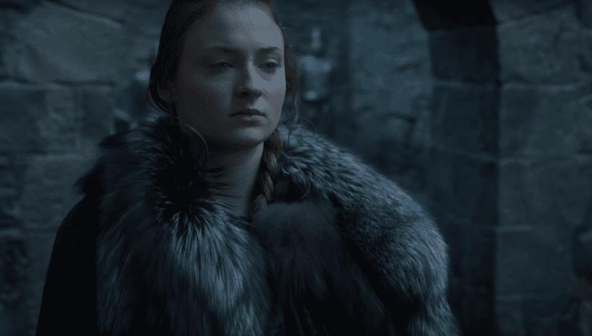 Sansa Stark sexta temporada
