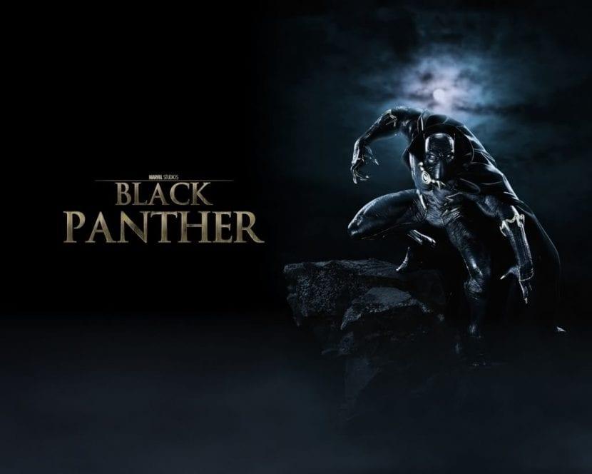 Black Panther película