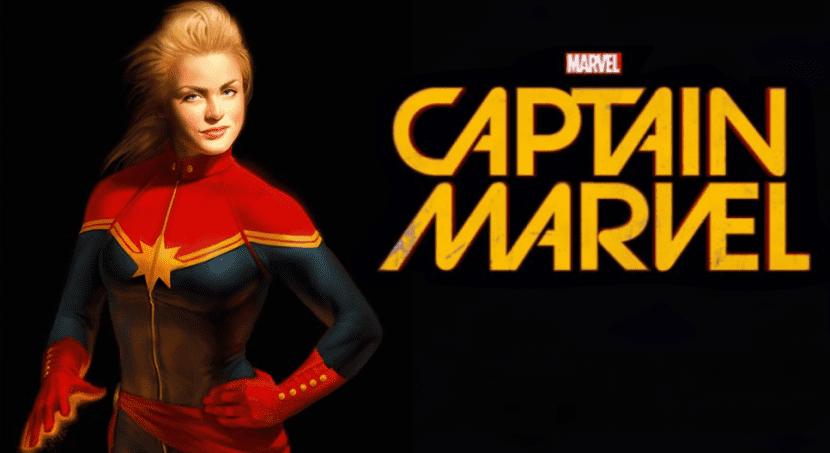 Capitana Marvel película