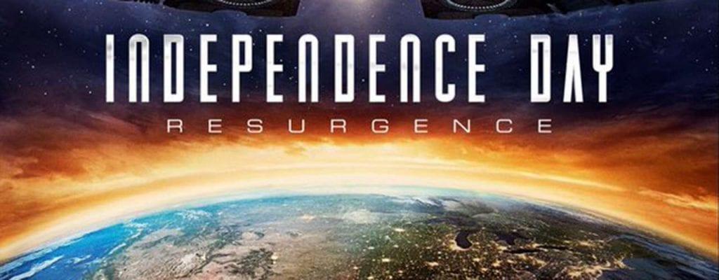 """""""Debemos recordarles que no pueden tomar la Tierra."""" 20th Century Fox ha lanzado el espectacular tráiler final de 'Independence Day: .."""