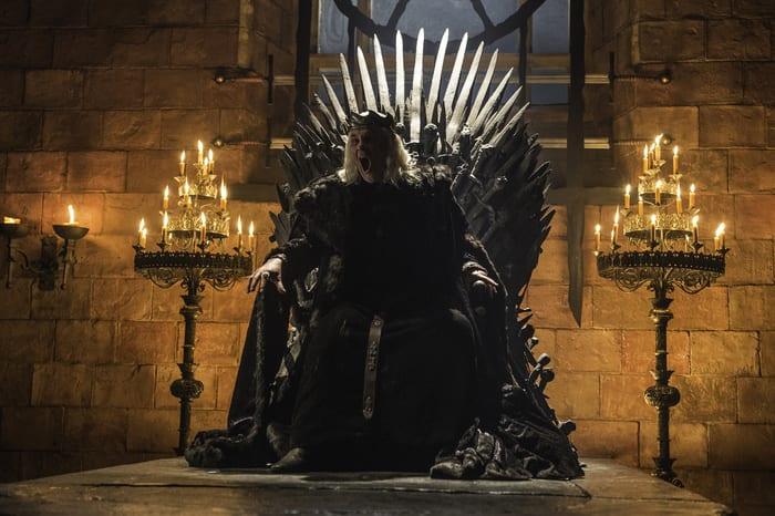 Mad King sexta temporada