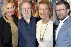 ABBA, reunión y recuerdos