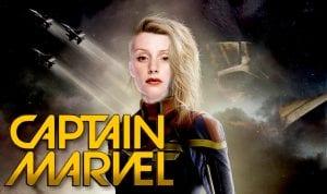 Brie Larson candidata para Captain Marvel
