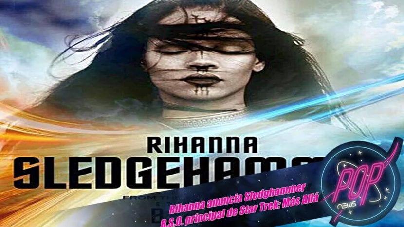 Rihanna y la banda sonora de Star Trek