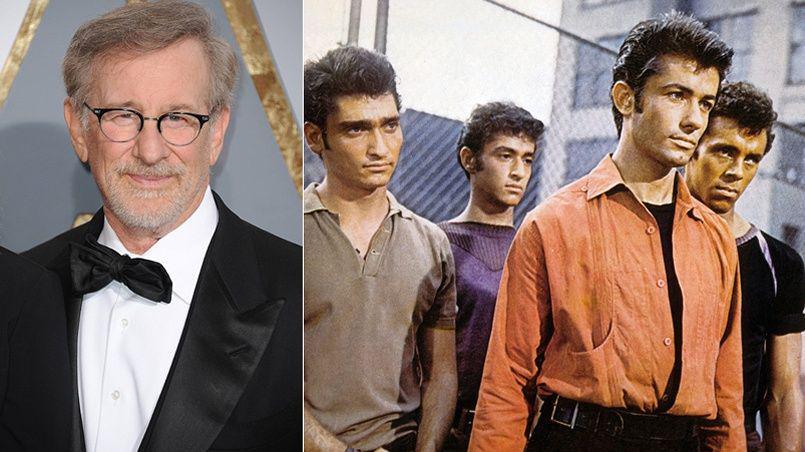 """Spielberg trabaja en el remake de """"West Side Story"""""""