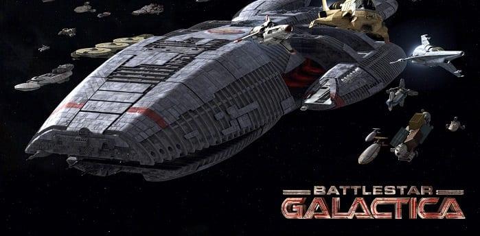 """nueva entrega de """"Battlestar Galactica"""