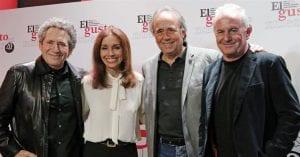 Serrat, Ríos, Victor y Ana